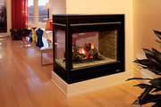FIREPLACE Lennox 3 Sided gas fireplace MUST SELL  Price:$2250.00 OBOO