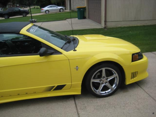 ford 2001 ford mustang saleen s 281 kalamazoo cars for sale used cars for sale kalamazoo. Black Bedroom Furniture Sets. Home Design Ideas