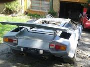 LAMBORGHINI COUNTACH Lamborghini Countach Countach