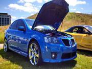 2009 Pontiac Pontiac G8 GXP Sedan 4-Door