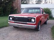 Dodge 1972 Dodge Other Pickups Adventurer