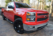 2014 Chevrolet Silverado 1500 4WD  LT-EDITION