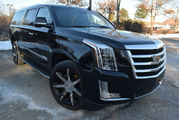 2015 Cadillac Escalade 4WD LUXURY ESV-EDITION(LWB)  Sport Utility 4-Do